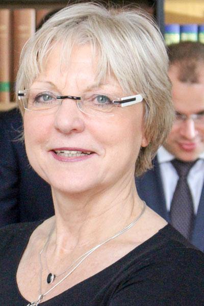 Dr. Angela Müller – Fachanwältin für Bau- und Architektenrecht in Leipzig